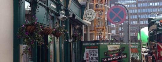 The Shamrock Inn - Irish Craft Beer Bar is one of Copenhagen by Locals.