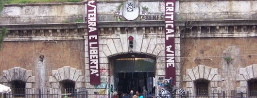 CSOA Forte Prenestino is one of Rome by Locals.