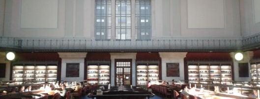 Biblioteca Nacional de España is one of Madrid by Locals.