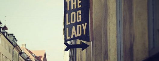 The Log Lady is one of Copenhagen by Locals.