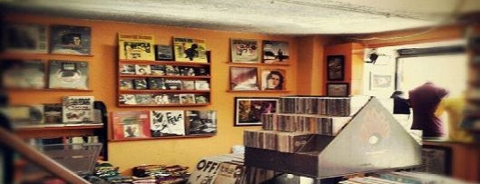 HellNation Record Store is one of Rome by Locals.