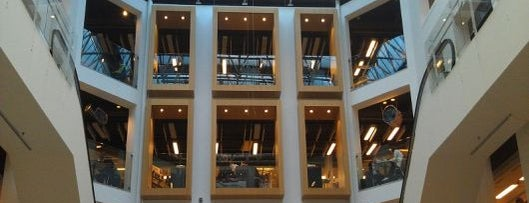 Københavns Hovedbibliotek is one of Copenhagen by Locals.