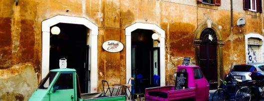 Lettere Caffe is one of Rome by Locals.