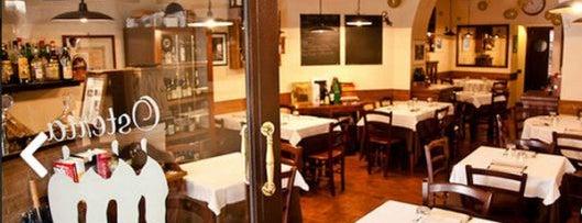 Osteria Degli Amici is one of Rome by Locals.