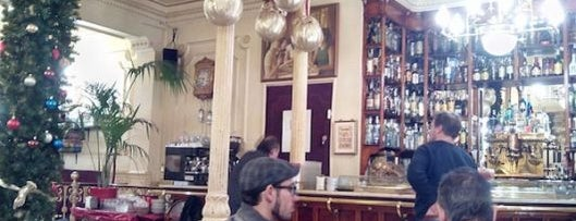 Café Manuela is one of Madrid by Locals.