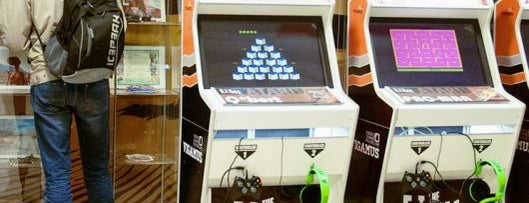VIGAMUS - The Videogame Museum of Rome is one of Rome by Locals.