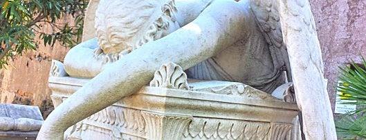 Cimitero Acattolico di Testaccio is one of Rome by Locals.