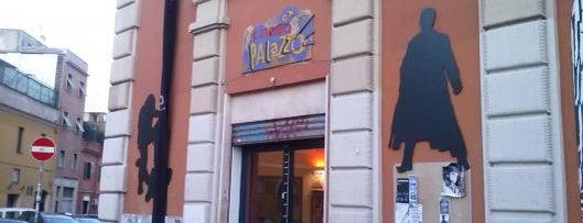 Nuovo Cinema Palazzo is one of Rome by Locals.