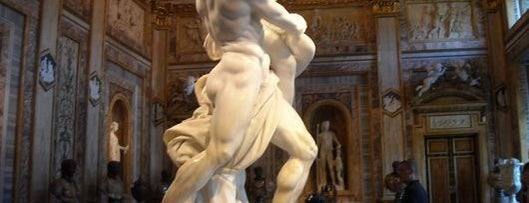Galleria Borghese is one of Rome by Locals.