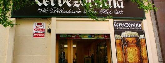 Cervezorama is one of Madrid by Locals.