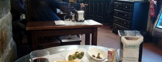 Taberna Almendro 13 is one of Madrid by Locals.