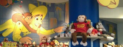 World's Only Curious George Store is one of MASSACHUSETTS STATE - UNITED STATES OF AMERICA.