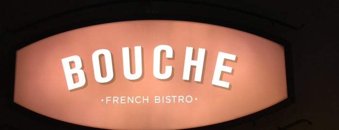 Bouche Bistro is one of Santa Fe.