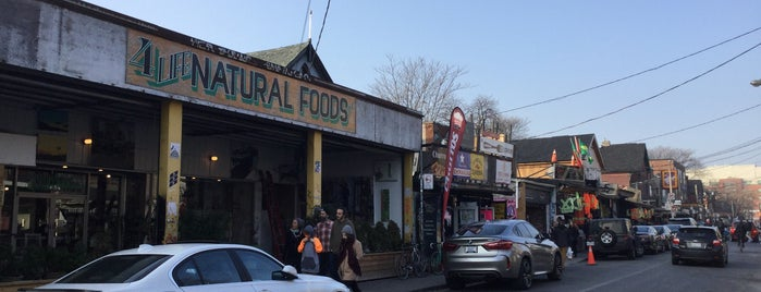 Kensington Market is one of Toronto.