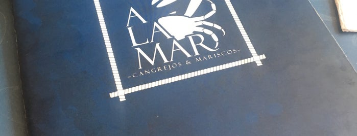 A La Mar is one of Latam.