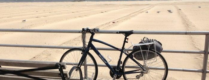 Ocean Parkway Beach is one of Nature.