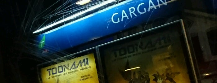 Station Gargan [T4] is one of Tramway T4.