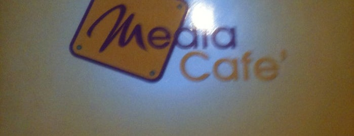 Media Cafe is one of Jordan.