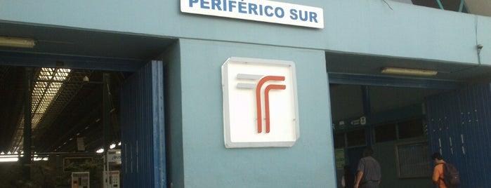 L1 Tren Ligero Estación Periférico Sur is one of Lugares por ir (o ya fui).