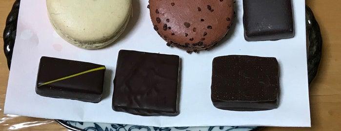 La Maison du Chocolat 表参道店 is one of 日本.
