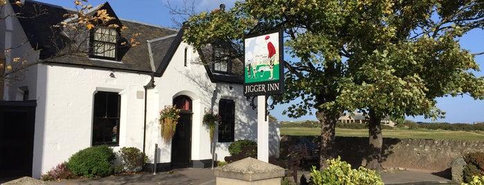 Jigger Inn is one of Scotland.