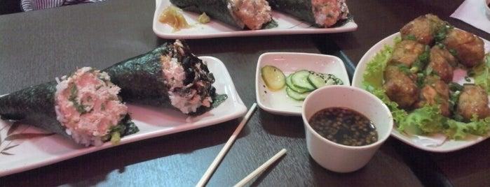 Temakeria Osaka Sushi is one of #bethere.