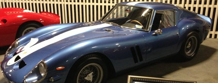 Simeone Foundation Automotive Museum is one of Bucket List Places.
