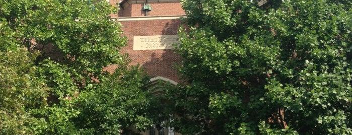 University Of Pennsylvania Hospital (Founders Blvg) is one of Mayorships.