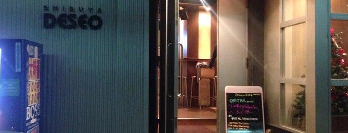 渋谷DESEO is one of Clubs & Music Spots venues in Tokyo, Japan.