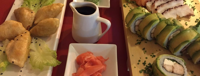 Tsuki Sushi is one of Love eat!.