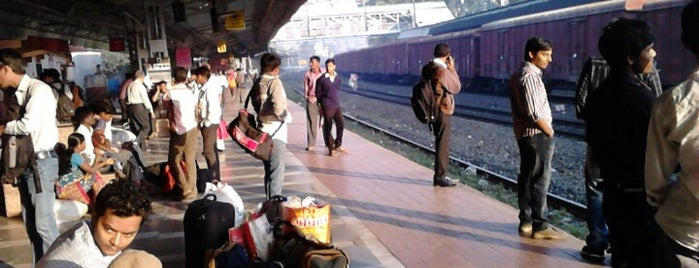 Shivajinagar Railway Station is one of All-time favorites in India.