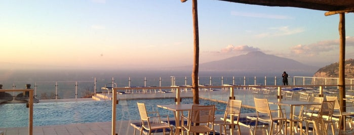 Art Hotel Gran Paradiso Sorrento is one of Places we have visited on holidays.