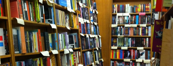 The Booksmith is one of San Francisco Adventure Bucket list.