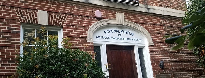 National Museum of American Jewish Military History is one of Members.