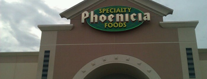 Phoenicia Specialty Foods is one of Houston Press - 'We Love Food' - 2012.