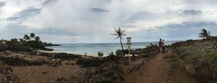 Lapakahi State Historical Park is one of HI spots.