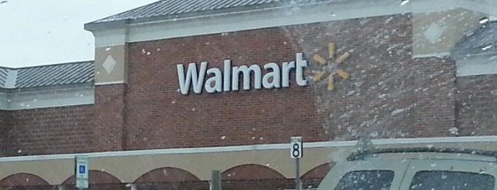 Walmart Supercenter is one of q.