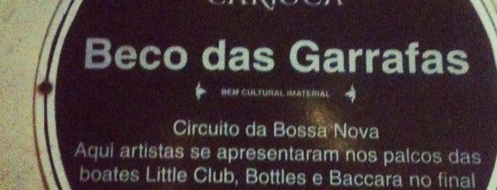Beco das Garrafas is one of RIO - Quero ir.