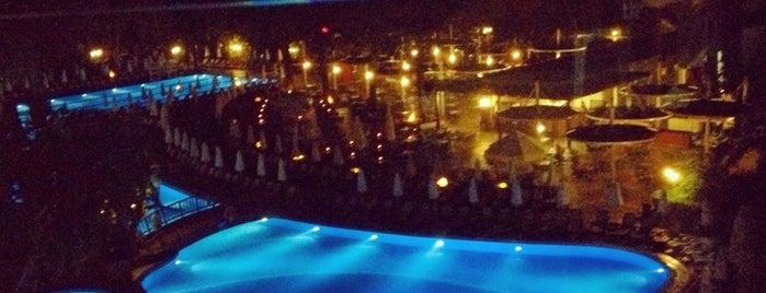 Kumköy Beach Resort Hotel & Spa is one of Turkiye Hotels.