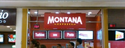 Montana Express is one of Midway Mall.