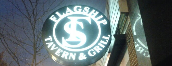Flagship Tavern & Grill is one of The 15 Best Sports Bars in Lakeview, Chicago.