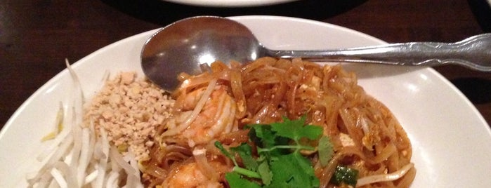 Thai Square is one of dc drinks + food + coffee.
