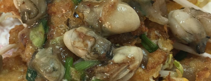 ทิพ หอยทอดภูเขาไฟ is one of To-Eat List :P.