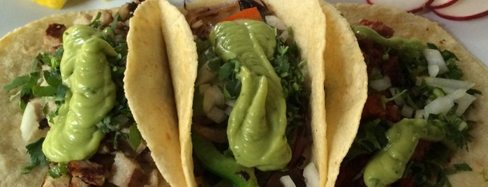Tacos Morelos is one of NYC (-23rd): RESTAURANTS to try.