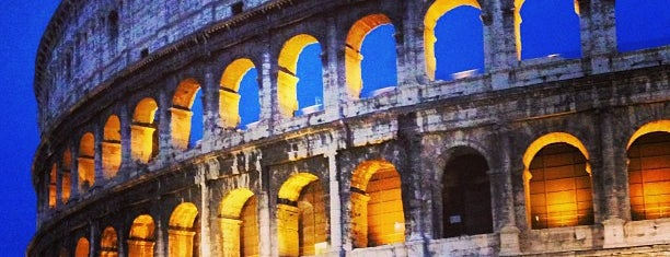 Colosseo is one of Roma.