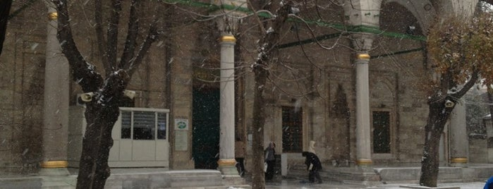 Gazi Atik Ali Paşa Camii is one of cami.