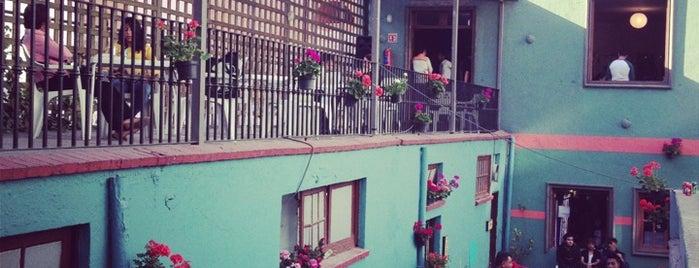 Casa FUSIÓN is one of Lugares.