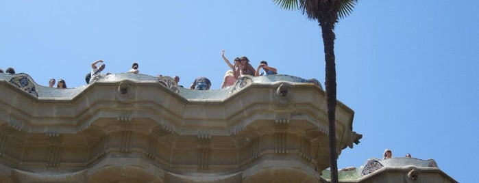 Park Güell is one of Places I have been to.