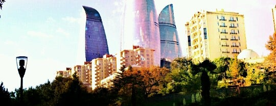Nazirlər Parkı is one of Baku.