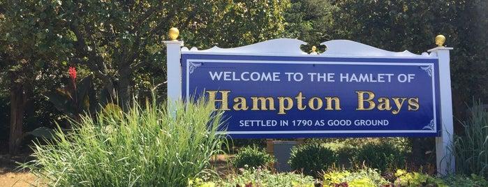 Hampton Bays, NY is one of Everything Long Island.